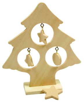 weihnachtsbaum aus holz zum selbstgestalten zwergentr ume. Black Bedroom Furniture Sets. Home Design Ideas