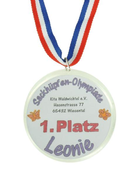 medaille zum gestalten  zwergenträume
